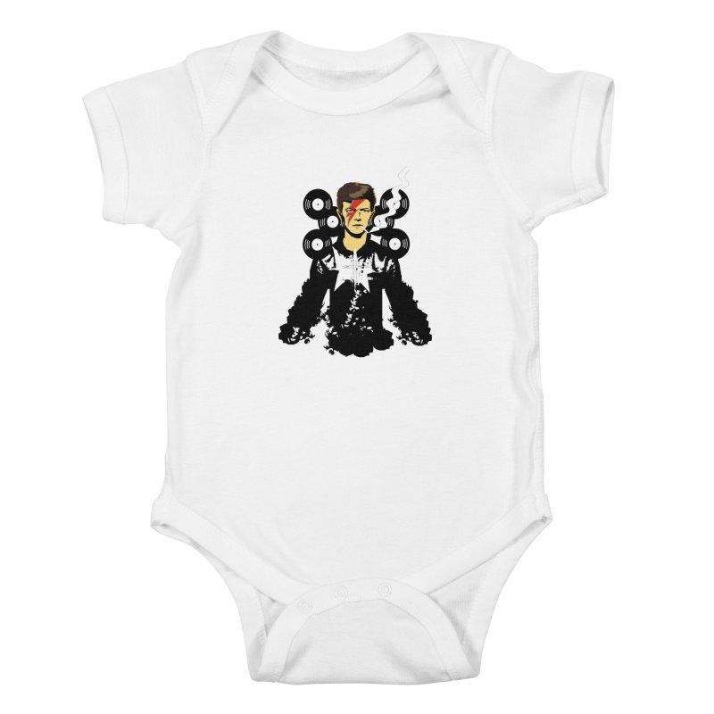 Star Man  Kids Baby Bodysuit by bansom12's Artist Shop