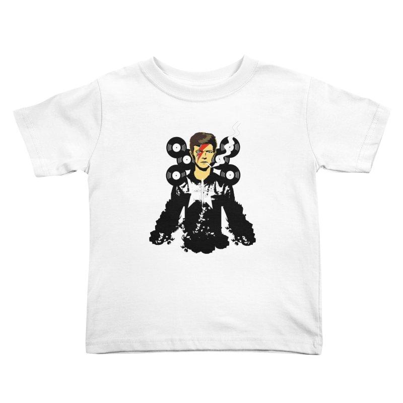 Star Man  Kids Toddler T-Shirt by bansom12's Artist Shop