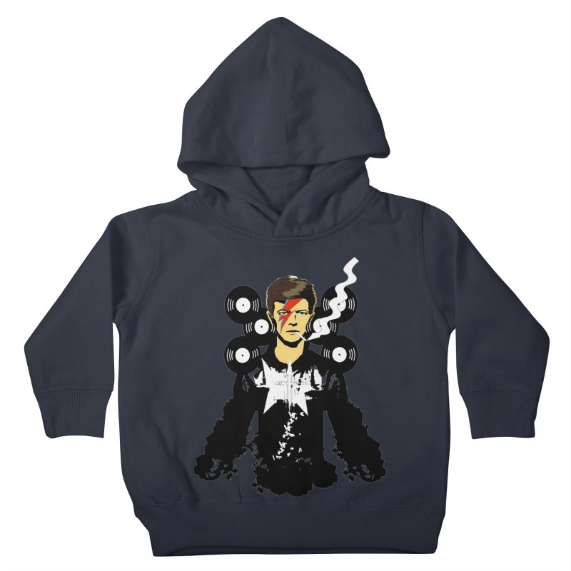 Star Man  Kids Toddler Pullover Hoody by bansom12's Artist Shop