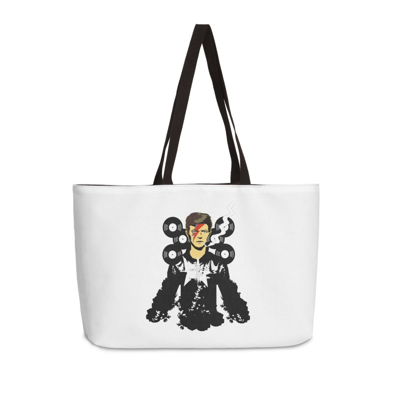 Star Man  Accessories Bag by bansom12's Artist Shop