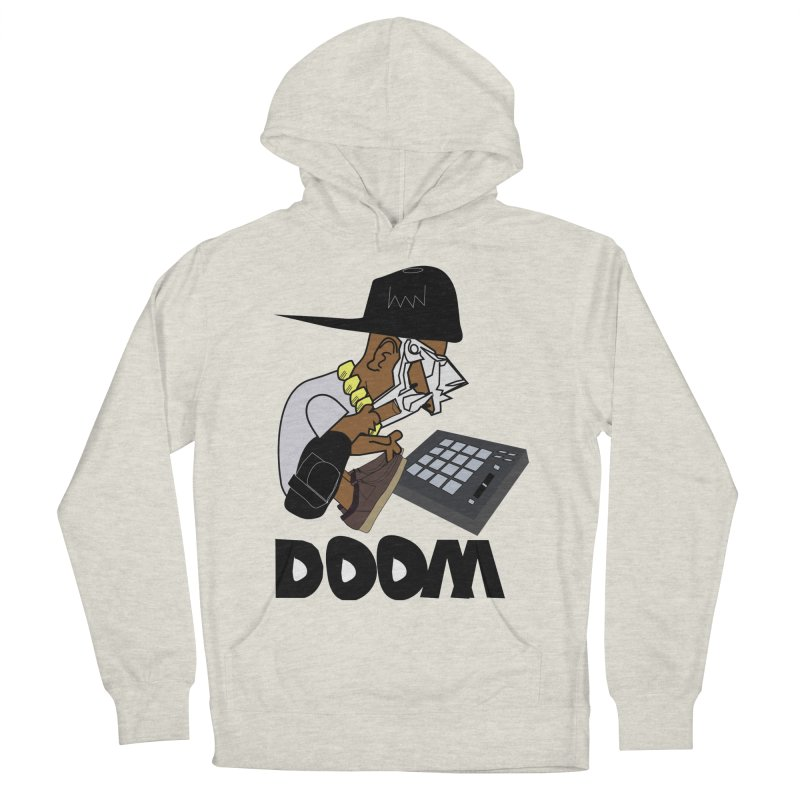 doom on the keys  Men's Pullover Hoody by bansom12's Artist Shop