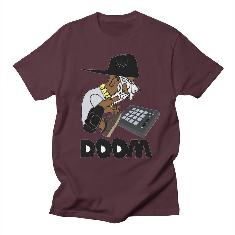 doom on the keys  Women's Unisex T-Shirt by bansom12's Artist Shop