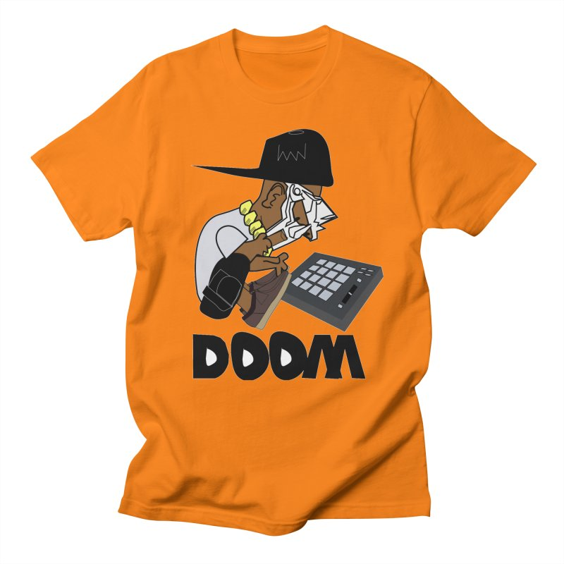 doom on the keys  Women's Unisex T-Shirt by bansom12's Artist Shop