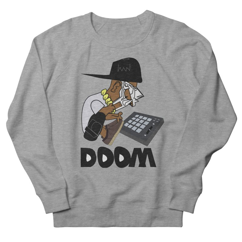 doom on the keys  Men's Sweatshirt by bansom12's Artist Shop