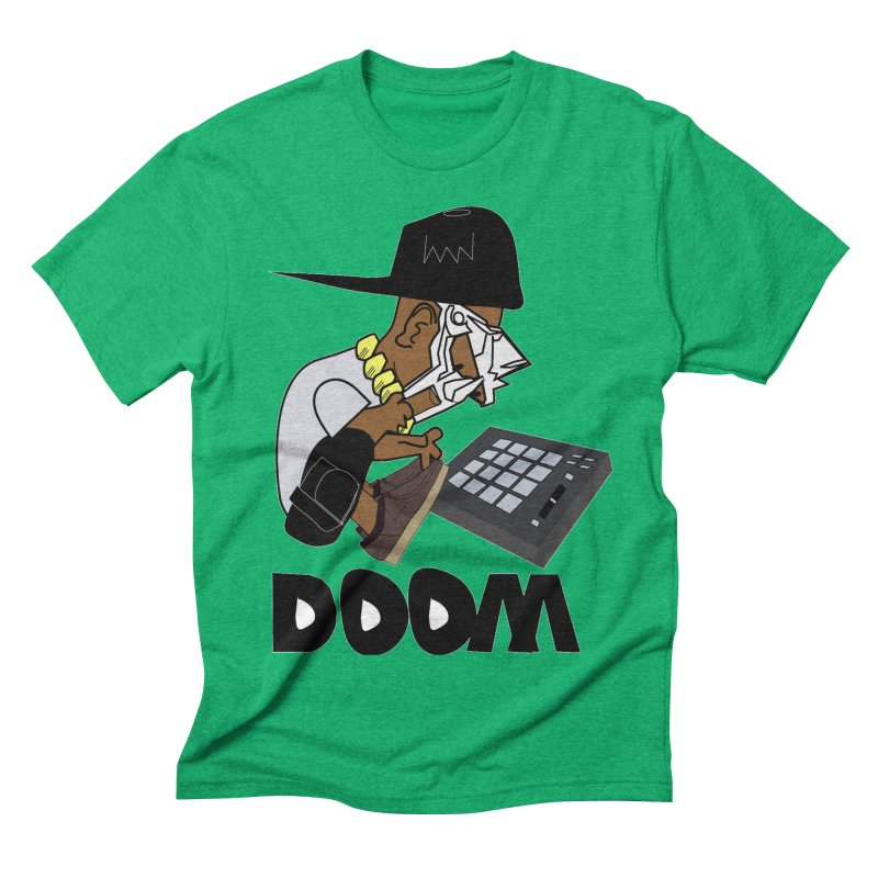 doom on the keys  Men's Triblend T-shirt by bansom12's Artist Shop
