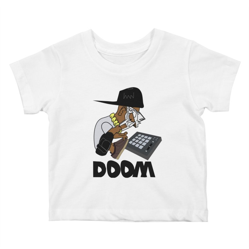 doom on the keys  Kids Baby T-Shirt by bansom12's Artist Shop