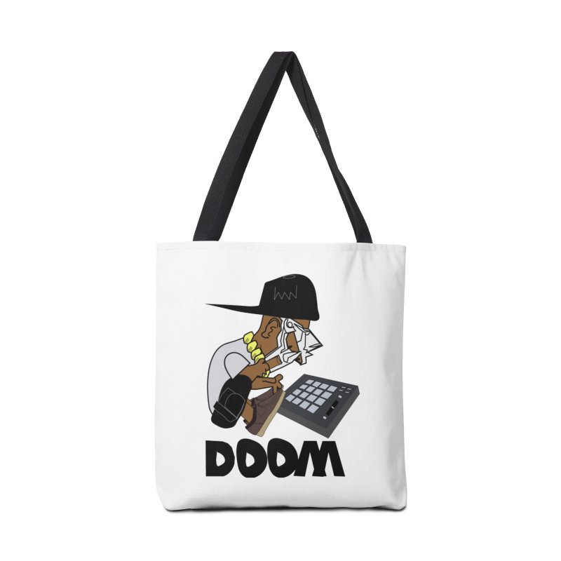 doom on the keys  Accessories Bag by bansom12's Artist Shop