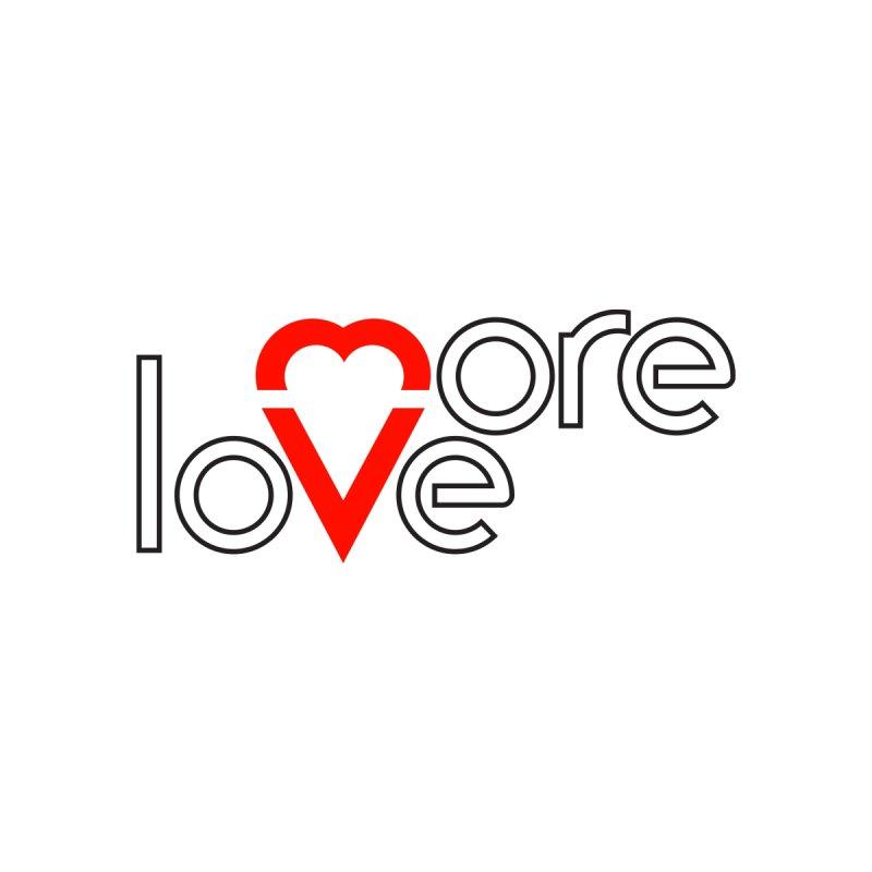 More Love Dark by baraktamayo's Artist Shop