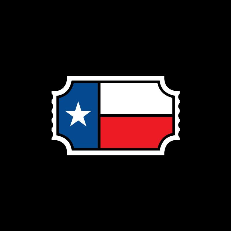 Ticket to Texas by baraktamayo's Artist Shop