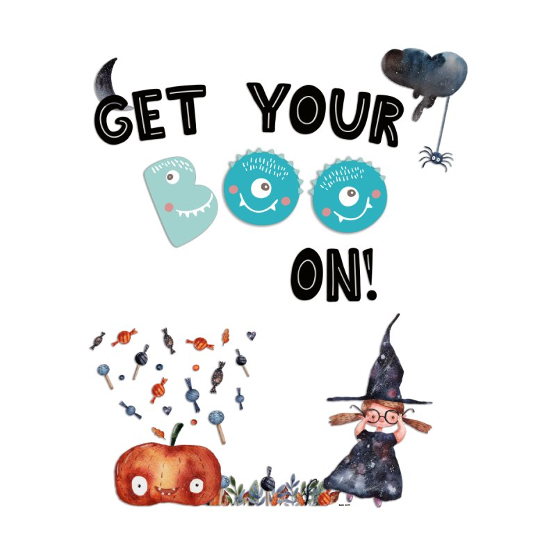Get Your Boo On! by Barbara Storey Digital Art