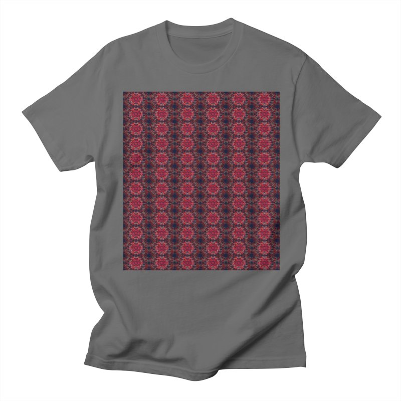 Midnight Scarlet Women's Unisex T-Shirt by Barbara Storey Digital Art