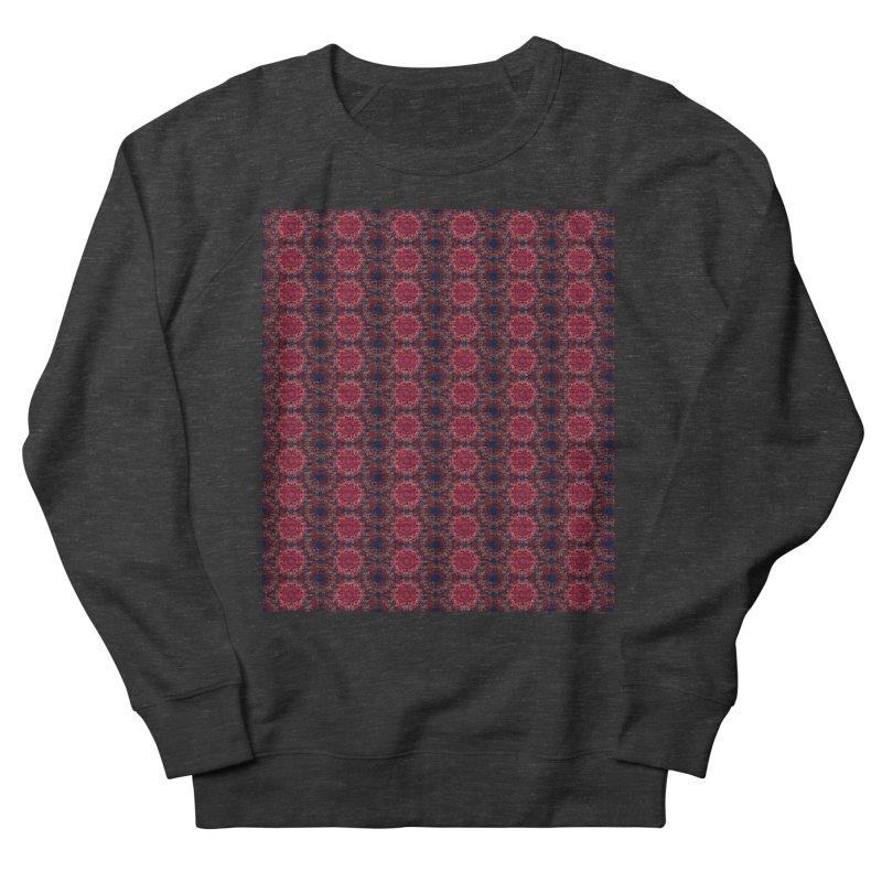 Midnight Scarlet Women's Sweatshirt by Barbara Storey Digital Art