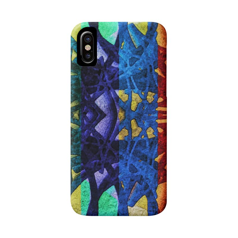 Rainbow Connections Accessories Phone Case by Barbara Storey Digital Art