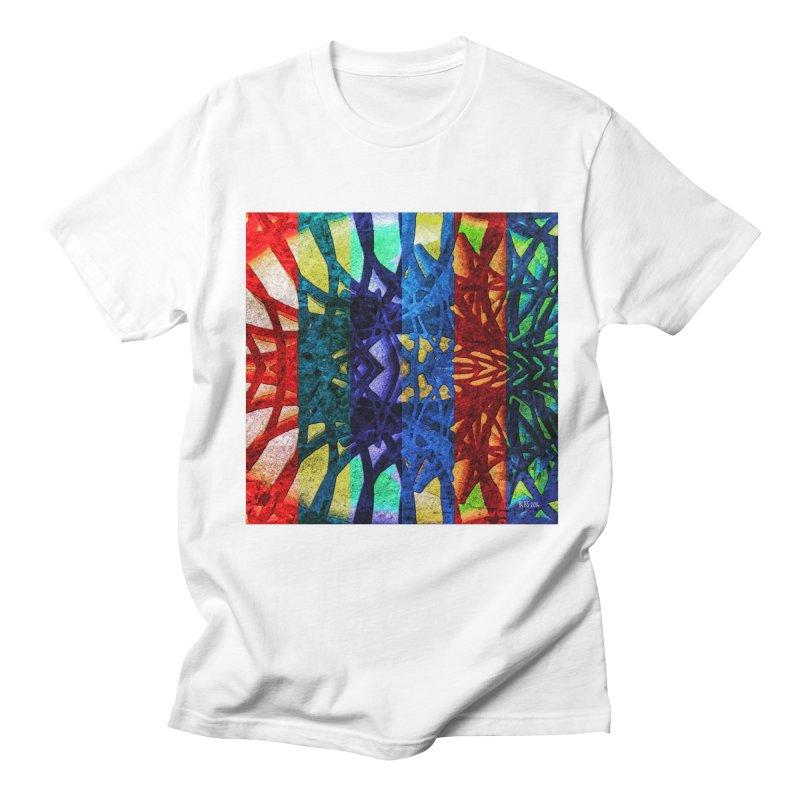 Rainbow Connections Women's Unisex T-Shirt by Barbara Storey Digital Art