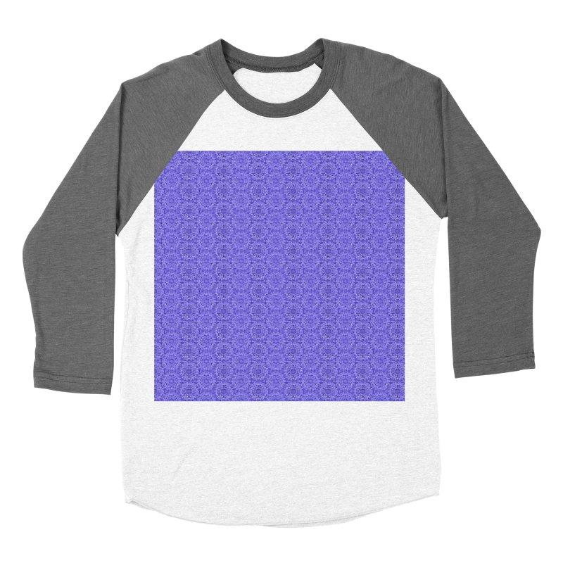 Amethyst Women's Baseball Triblend T-Shirt by Barbara Storey Digital Art