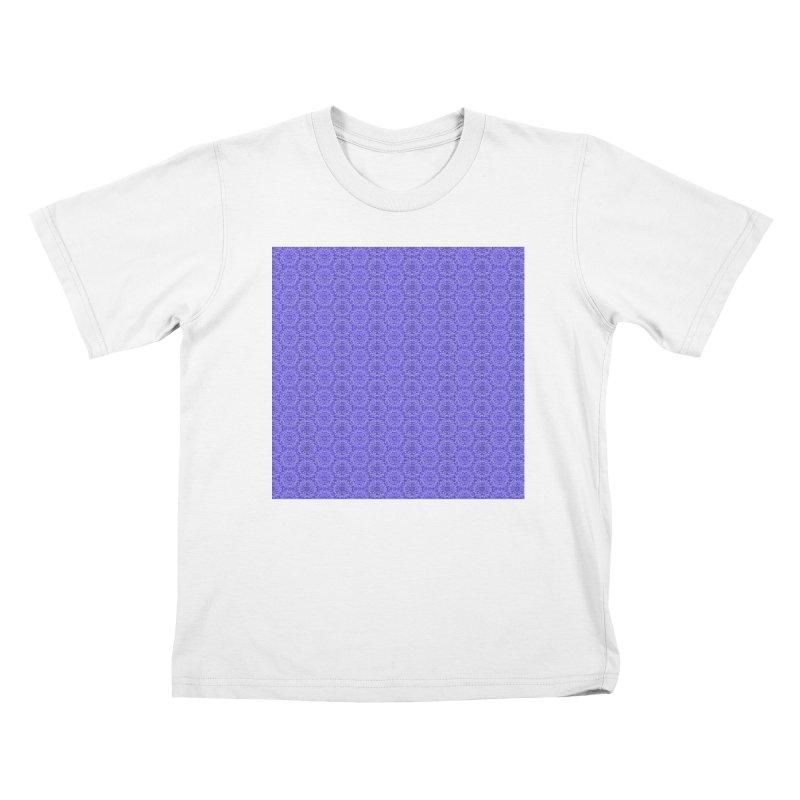 Amethyst Kids T-Shirt by Barbara Storey Digital Art