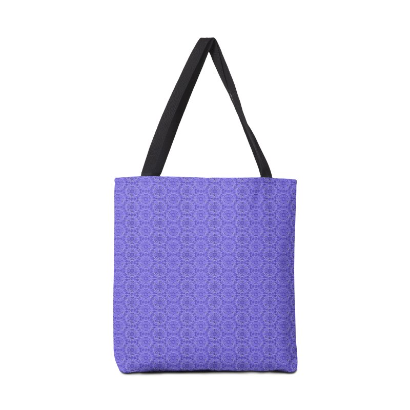 Amethyst Accessories Bag by Barbara Storey Digital Art