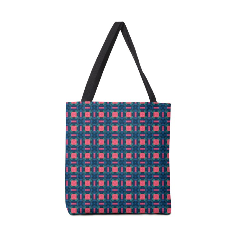 Midcentury Mod Accessories Bag by Barbara Storey Digital Art