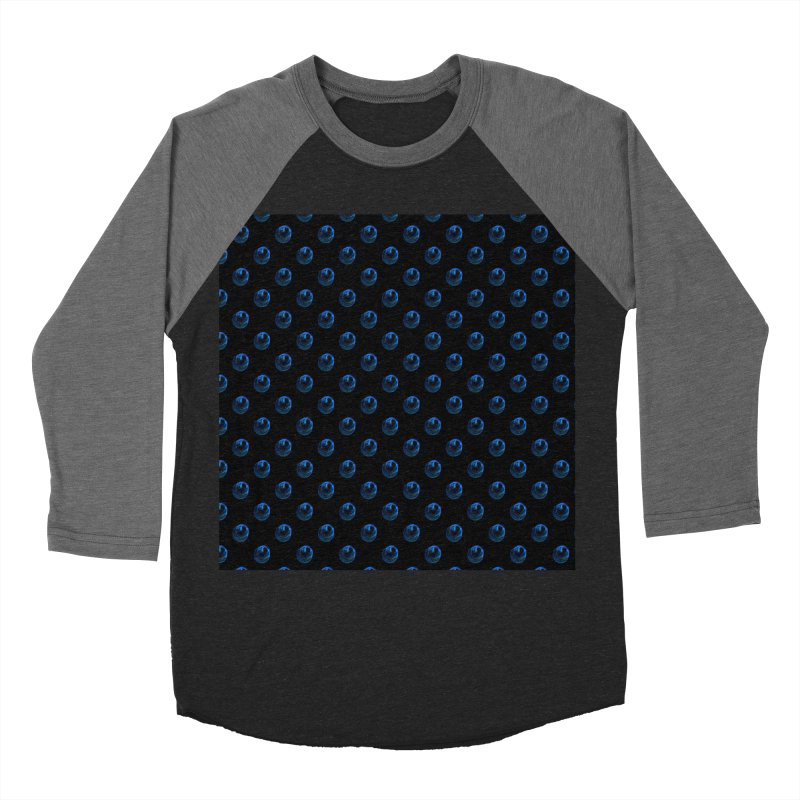 Ghost Women's Baseball Triblend T-Shirt by Barbara Storey Digital Art