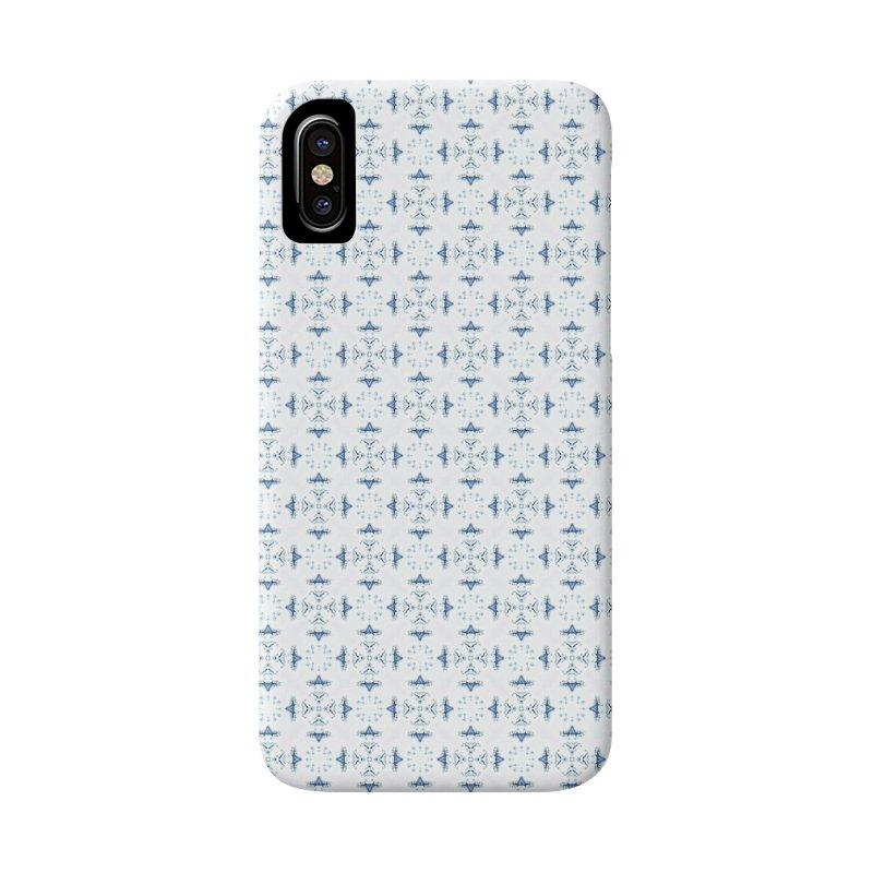 Delft Lace Accessories Phone Case by Barbara Storey Digital Art