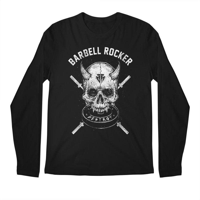 Even more evil Men's Longsleeve T-Shirt by Barbell Rocker's Artist Shop