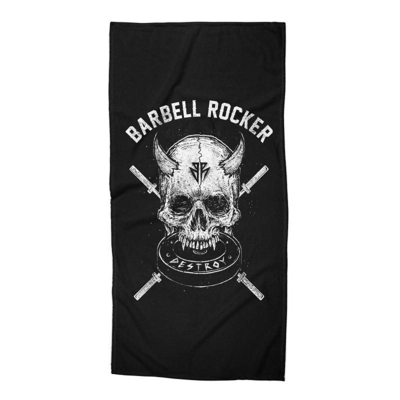 Even more evil Accessories Beach Towel by Barbell Rocker's Artist Shop