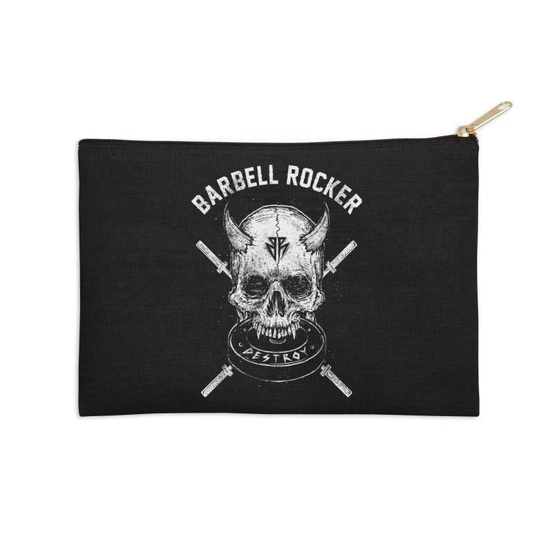 Even more evil Accessories Zip Pouch by Barbell Rocker's Artist Shop