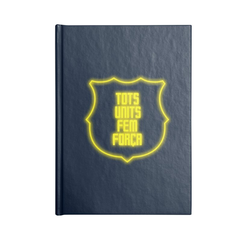 Glow glow Accessories Notebook by BM Design Shop