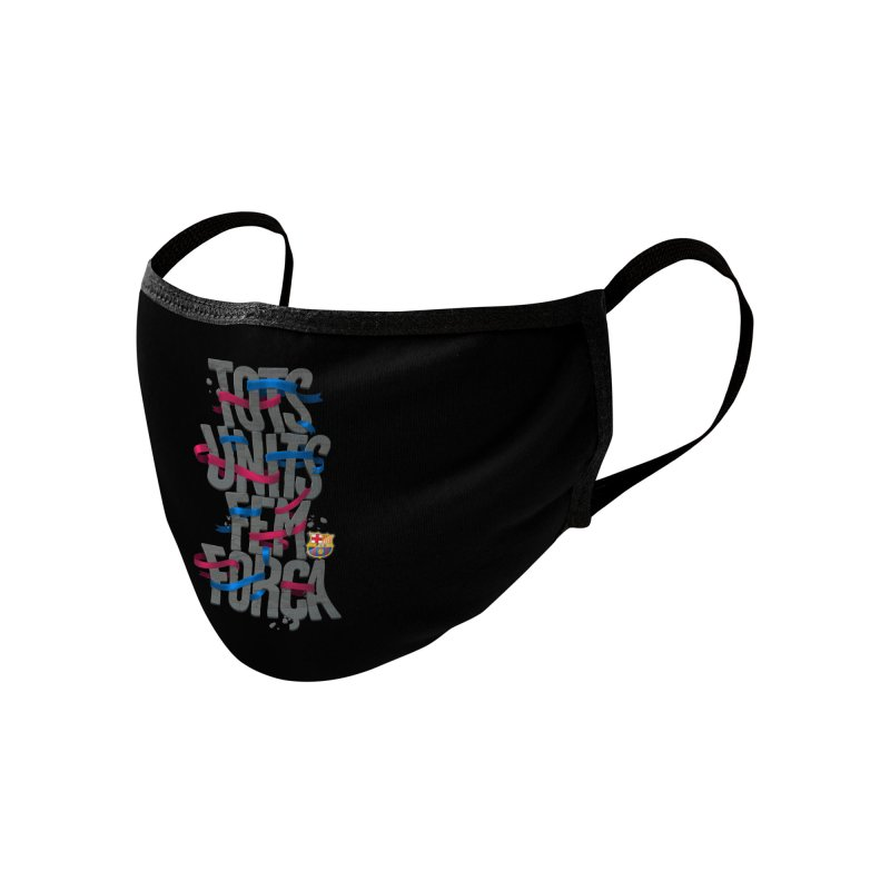 Tots BG Accessories Face Mask by BM Design Shop