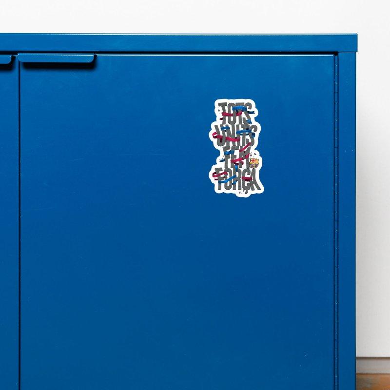 Tots BG Accessories Magnet by BM Design Shop