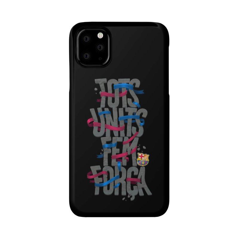 Tots BG Accessories Phone Case by BM Design Shop