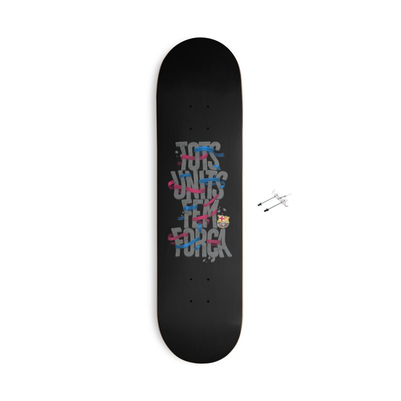 Tots BG Accessories Skateboard by BM Design Shop