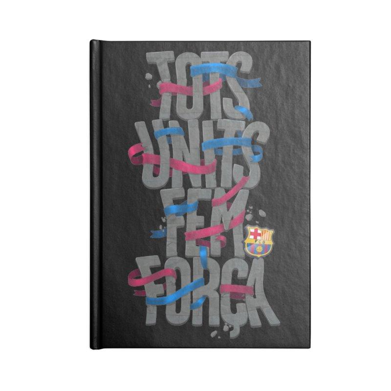 Tots BG Accessories Notebook by BM Design Shop