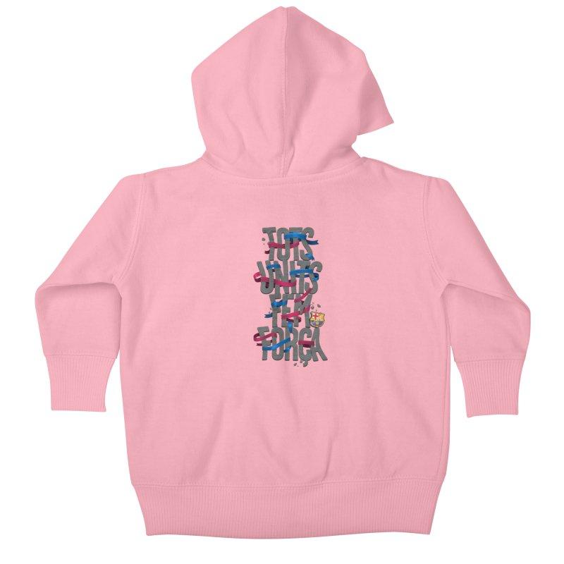 Tots BG Kids Baby Zip-Up Hoody by BM Design Shop