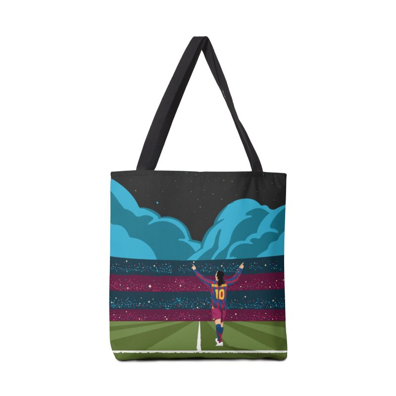 Ronaldinho quote Accessories Bag by BM Design Shop