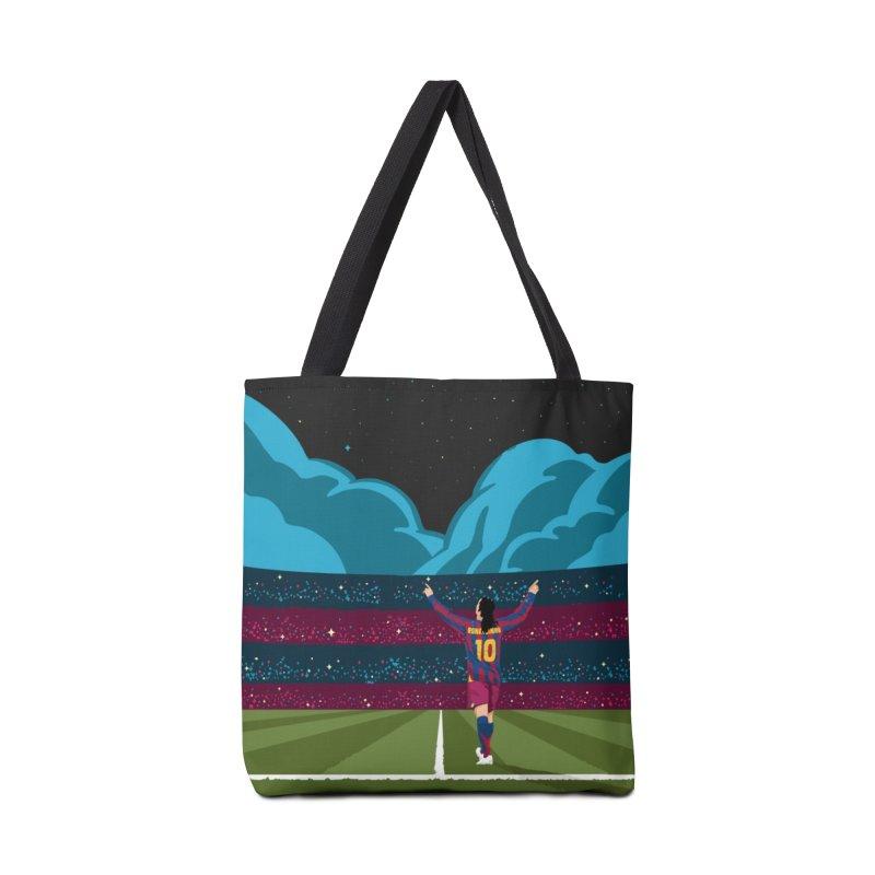 Ronaldinho quote Accessories Bag by BM Design Shop