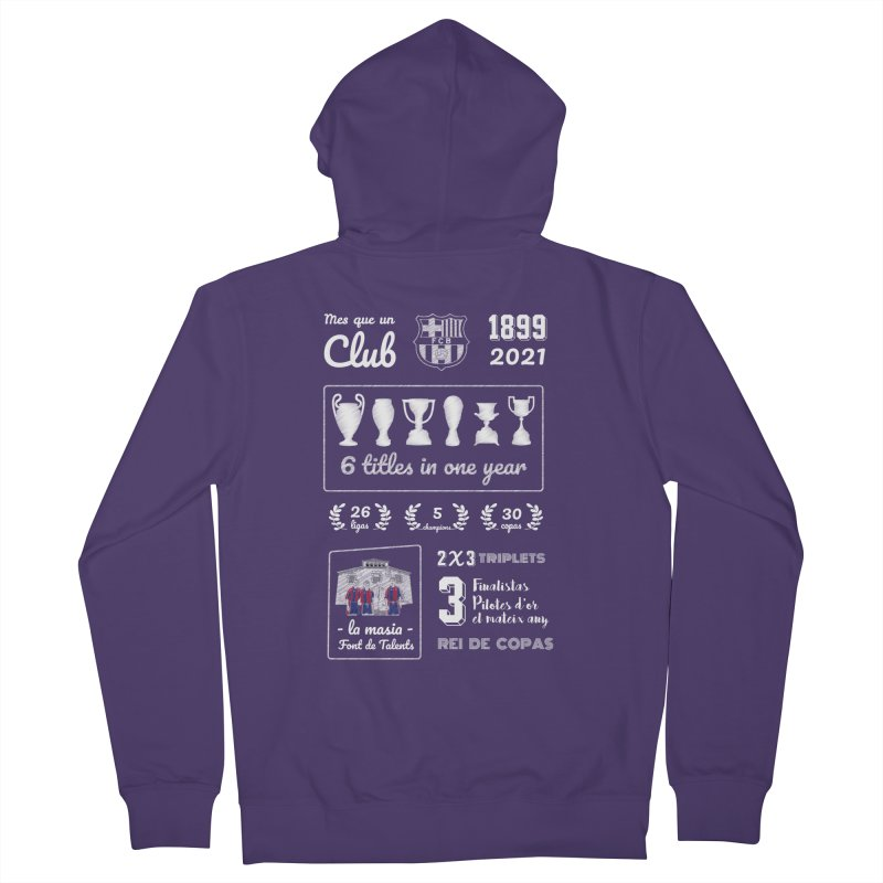 What a club (All colors) Women's Zip-Up Hoody by BM Design Shop
