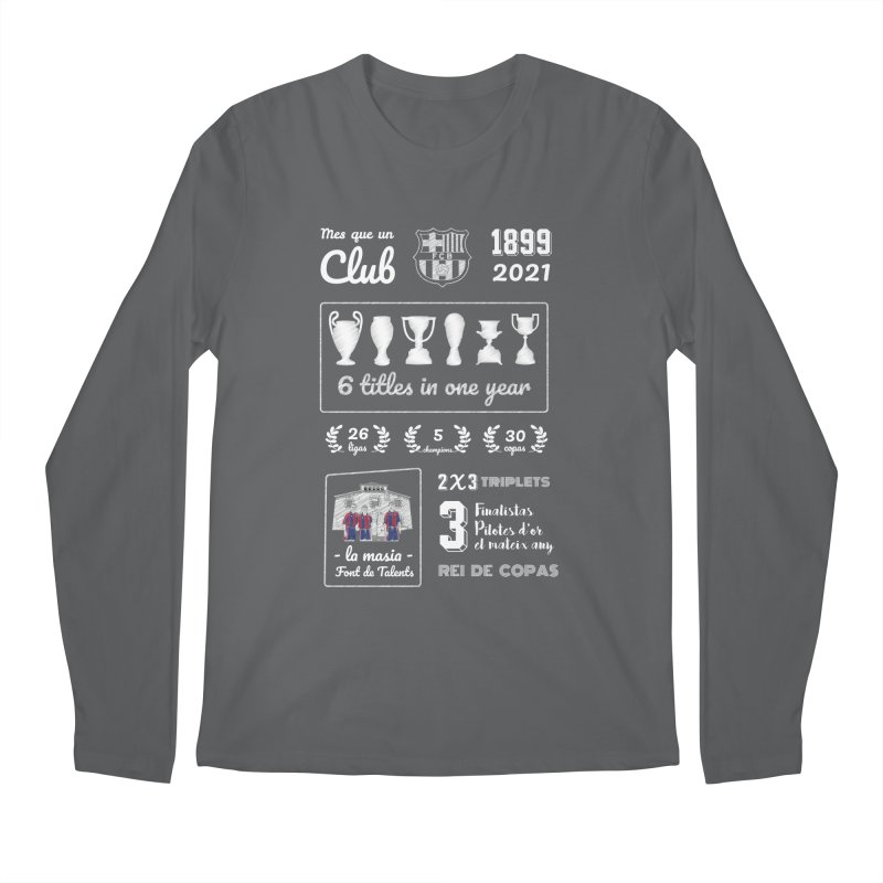What a club (All colors) Men's Longsleeve T-Shirt by BM Design Shop