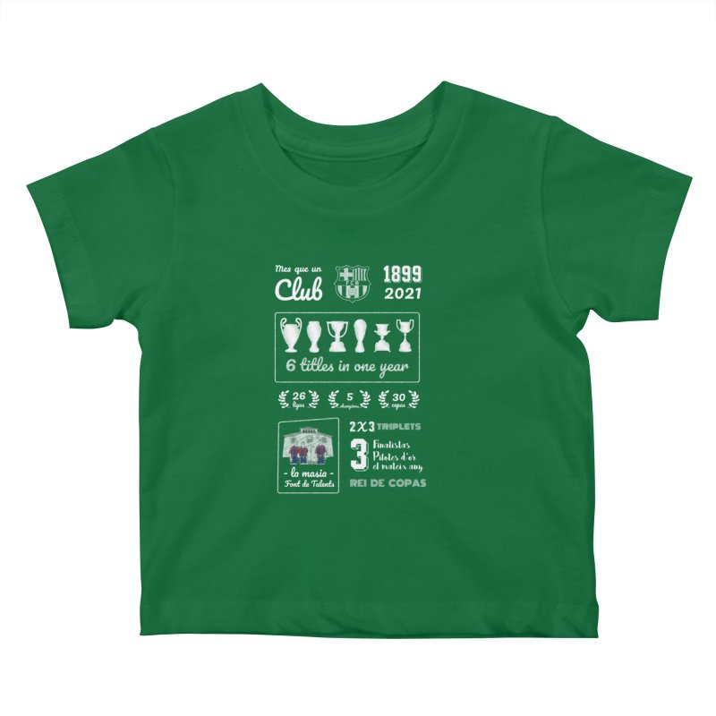 What a club (All colors) Kids Baby T-Shirt by BM Design Shop