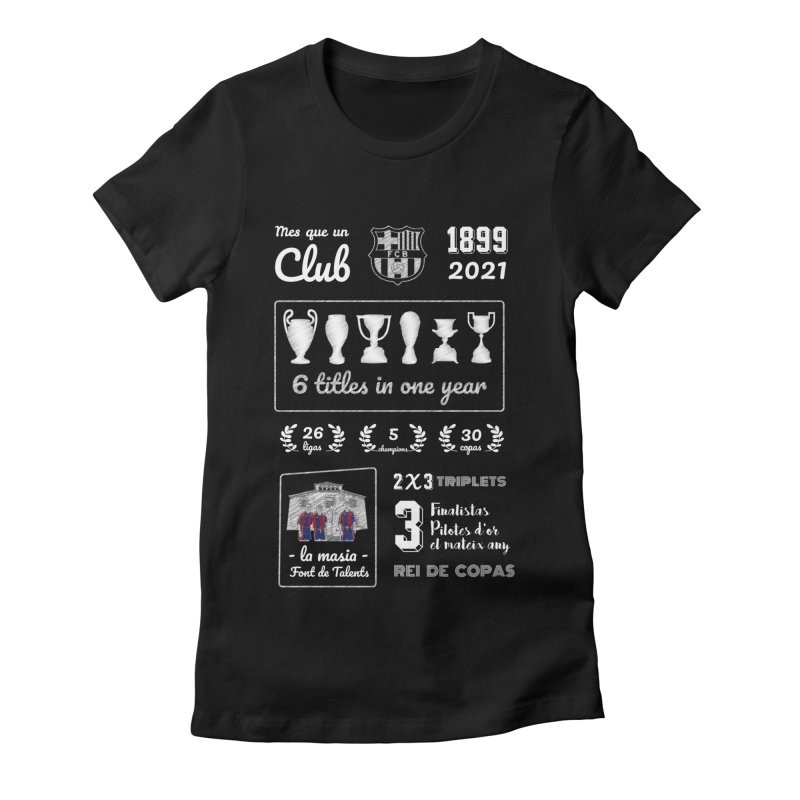 What a club (All colors) Women's T-Shirt by BM Design Shop
