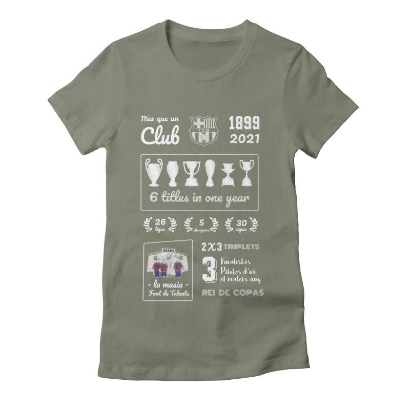 What a club (All colors) Women's T-Shirt by BM Design Shop