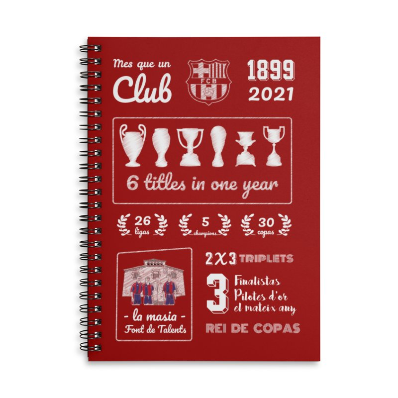 What a club (All colors) Accessories Notebook by BM Design Shop