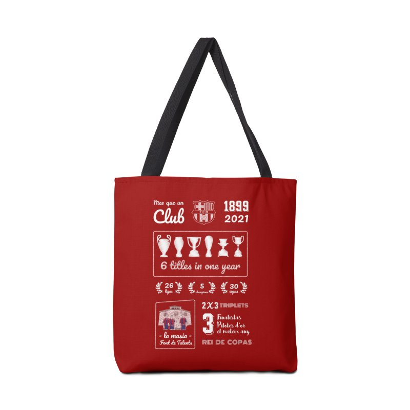 What a club (All colors) Accessories Bag by BM Design Shop
