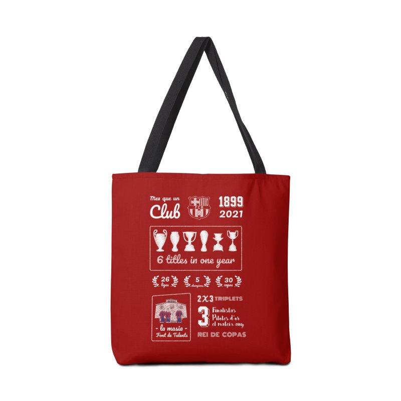 What a club (All colors) Accessories Bag by BM Design Shop