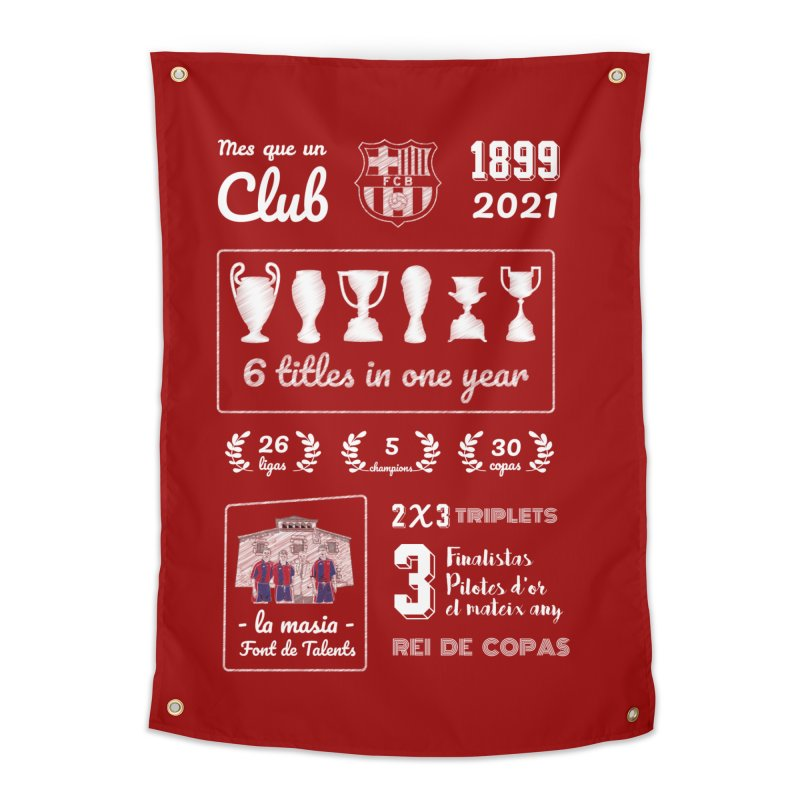 What a club (All colors) Home Tapestry by BM Design Shop