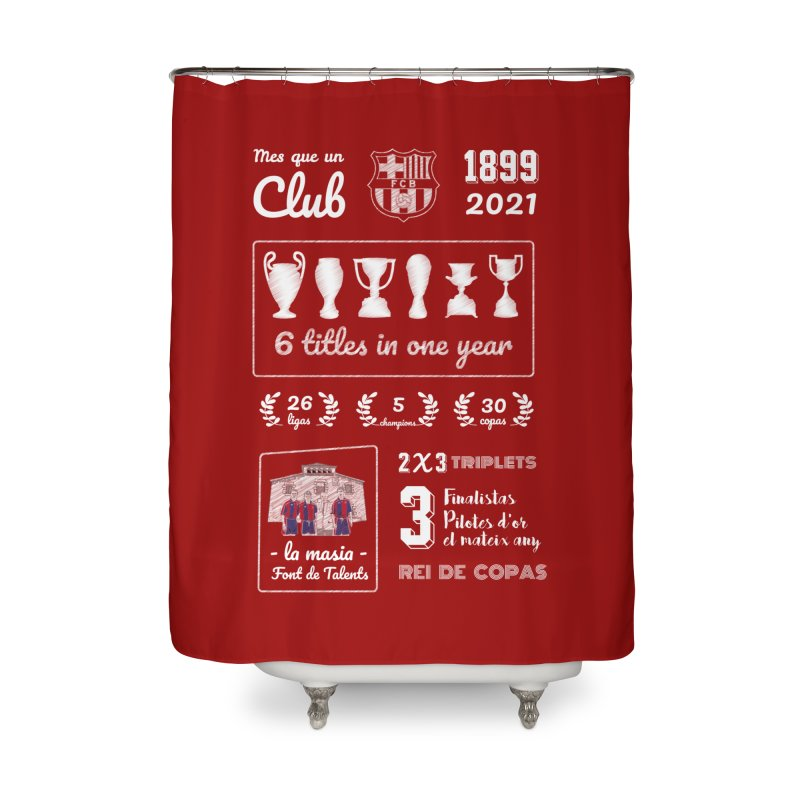 What a club (All colors) Home Shower Curtain by BM Design Shop
