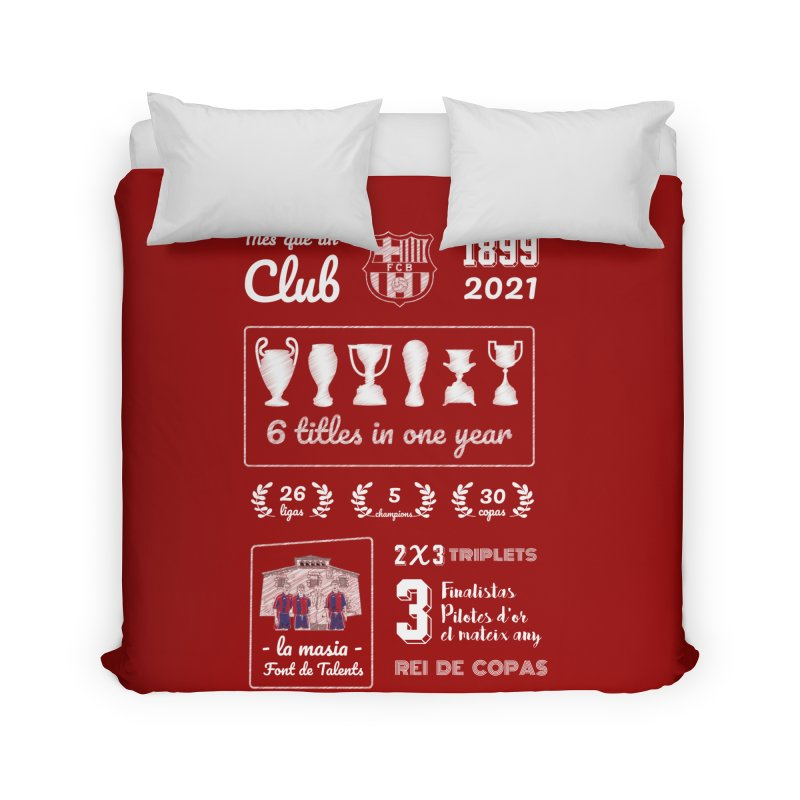 What a club (All colors) Home Duvet by BM Design Shop
