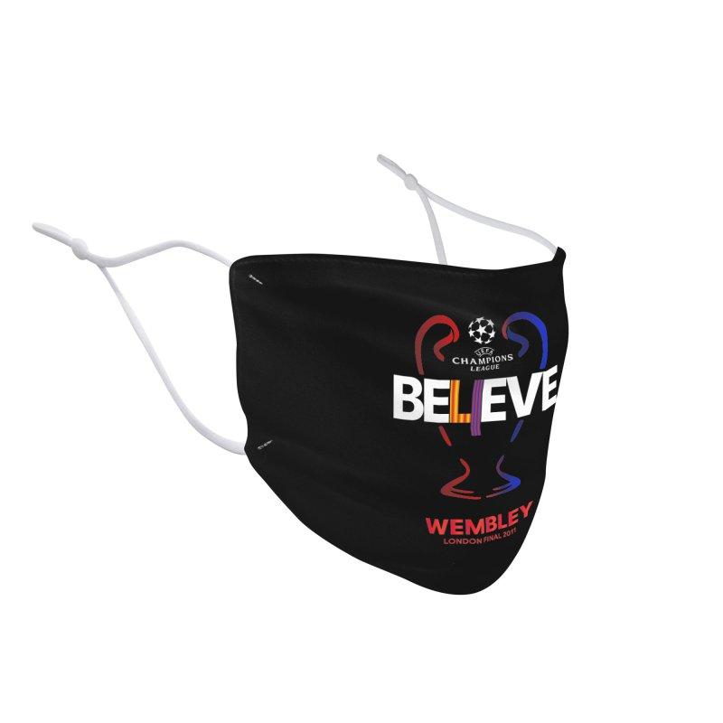 Wembley Final 2011 Accessories Face Mask by BM Design Shop