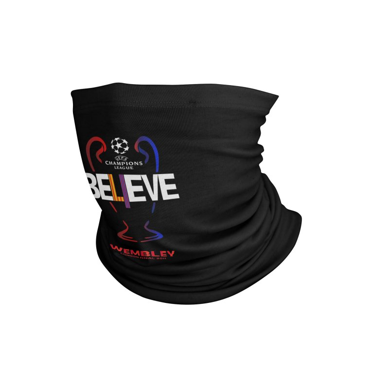 Wembley Final 2011 Accessories Neck Gaiter by BM Design Shop