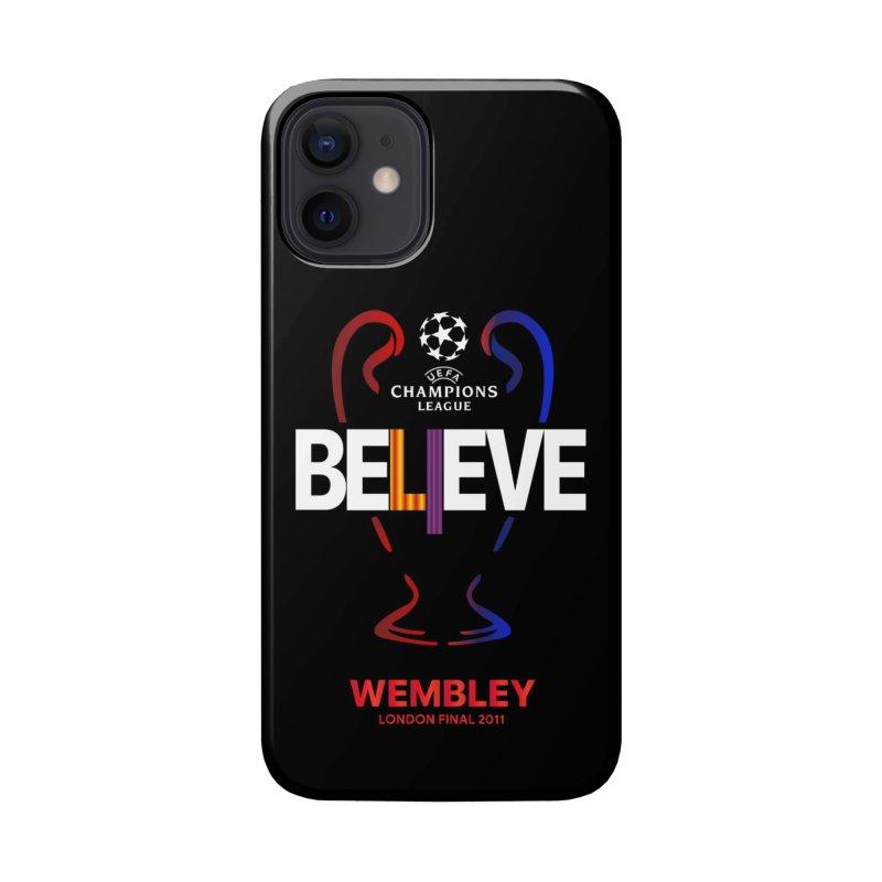 Wembley Final 2011 Accessories Phone Case by BM Design Shop